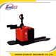 EPS Operate Battery Pallet Truck Electric Ride-on Pallet Truck with the Side-way Battery