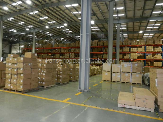 bonded warehouse in Shenzhen China for shoes/clothing customs