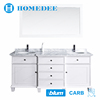 homedee bathroom vanity cabinet double sink vanity furniture
