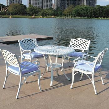 Hotsale All Weather Rust Free Cast Aluminium Garden Furniture