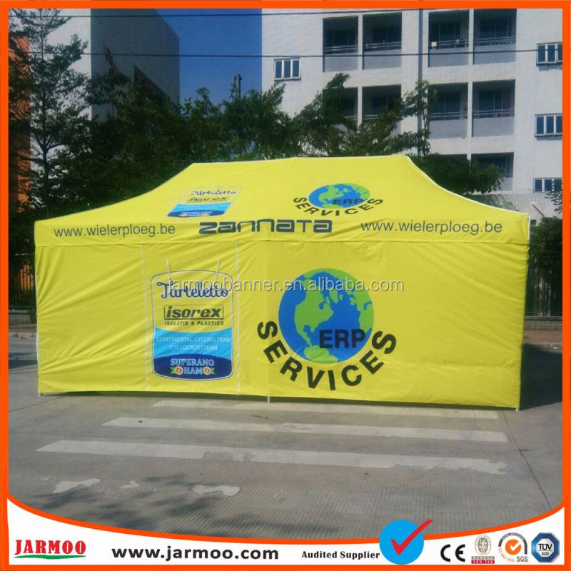 Digital Printing High Quality 30X50 Aluminum Frame Tent