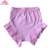 Children Boutique Clothing black Ruffle Shorts Toddler Girls Summer Baby Girl Bummies in stock