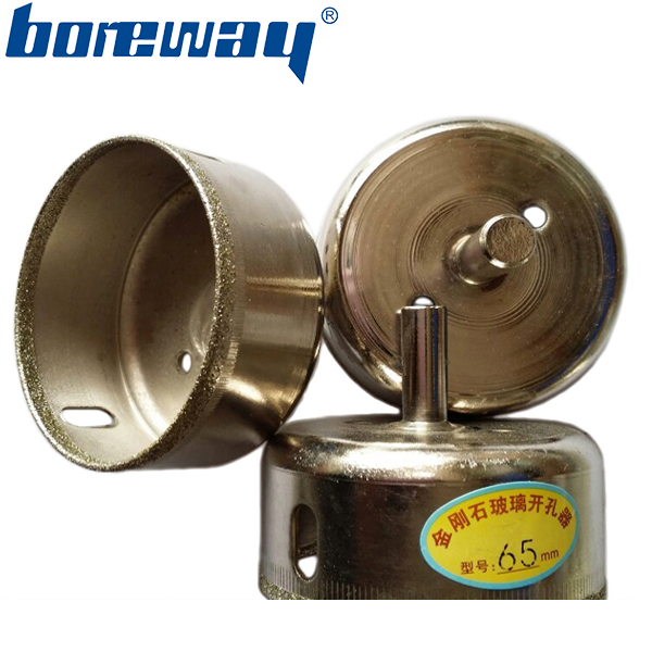 Boreway supply drill bit grinder of stained glass