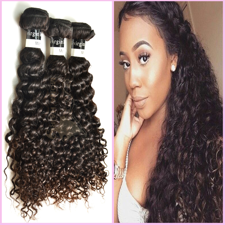 Long lasting to 2 years mona hair most selling superior quality Indian curly fusion hair extensions