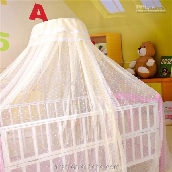 anti mosquitoes baby crib sleeping net playpen baby bed mosquito net