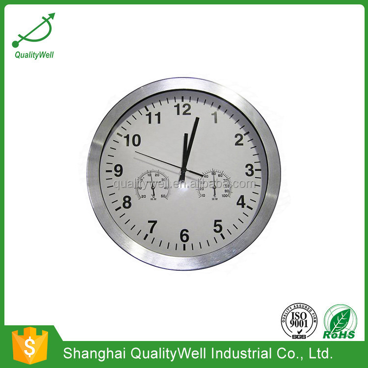 Wall clocks thermometer hygrometer