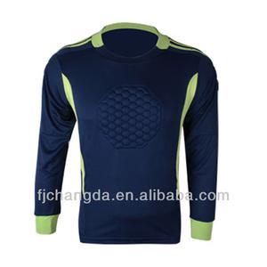 58aedca49 Full Sleeve Padded Goalkeeper Jersey
