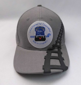PVC TEACKING hot sale 100% cotton cap with ladder