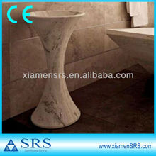 Perfect Travertine Pedestal Sink, Travertine Pedestal Sink Suppliers And  Manufacturers At Alibaba.com