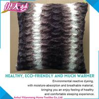 rectangle 30*50 buckwheat husk pillow, buckwheat pillow cover fancy design pillow for bed or sofa