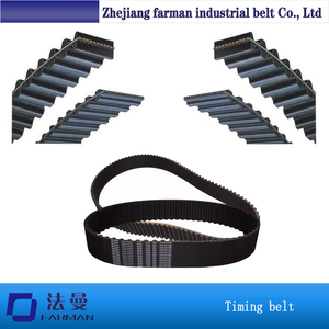 Rubber Double Sided Timing Belt, Fashionable Synchronous Belt