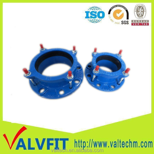 multi-OD Use Pipe Joints Flange Couplings