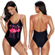 2018 Sexy Swimsuit Fashion Nova Black Sunny Bikini