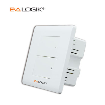 Zw662 Eva Logik Z Wave Wireless Lighting Control On Off Led Electric Switch Gateway Required Smart