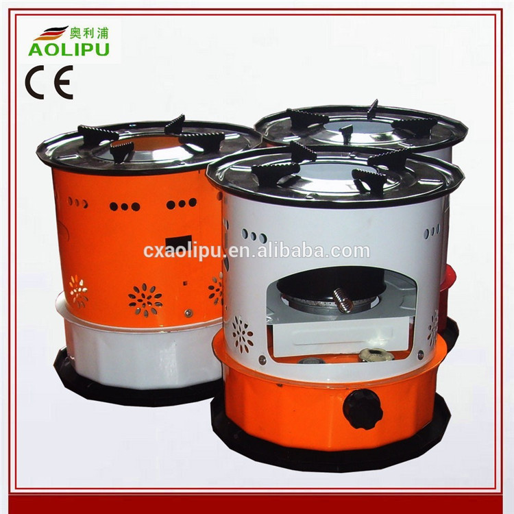 Beautiful and practical Family kerosene heater cooker