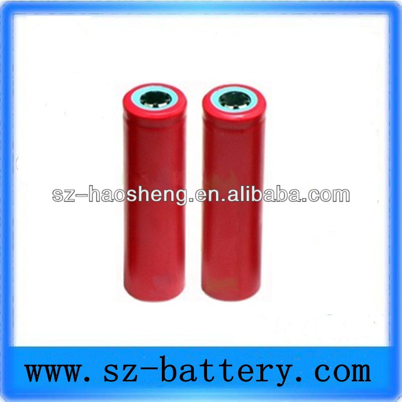 Famous brand sanyo rechargeable lithium ion 18650 3000mah original sony battery