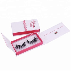 Wholesale High Quality 3D Silk Faux mink Lashes
