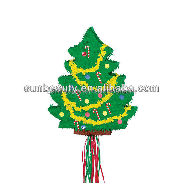 Christmas decorations made in China hanging tree yard decorations sale