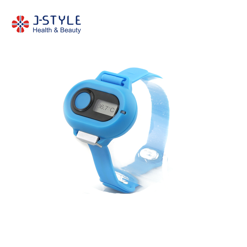 Smart Thermometer Bluetooth 4.0 Digital Baby Wristband Thermometer