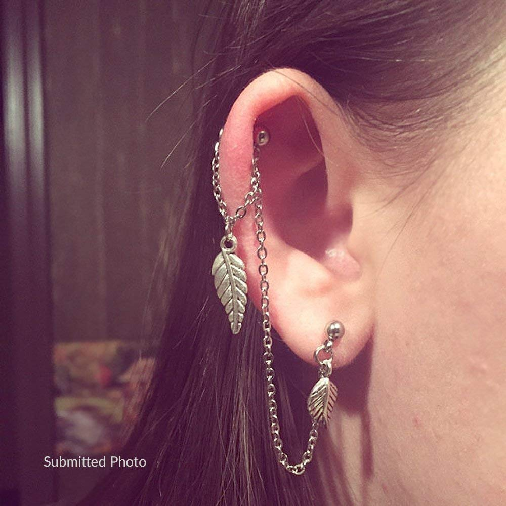 69606606bf8fb Cheap Dangle Helix Cartilage Piercing Earring, find Dangle Helix ...