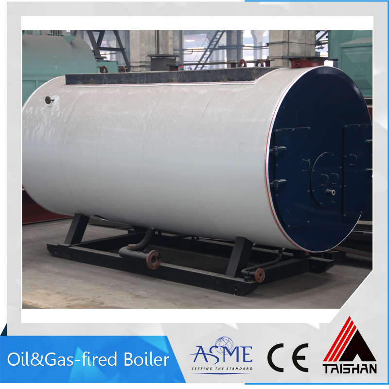 Oil Water Boiler ~ Domestic waste fuel oil gas fired heating hot water boiler