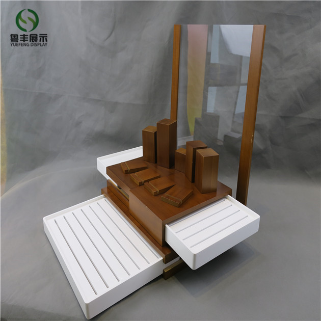 good quality acrylic counter top jewelry display