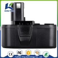 Power tool lithium ion battery 3000mah for Ryobi 18V power tool battery