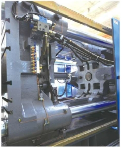 Large Size Plastic Injection Moulding Machine