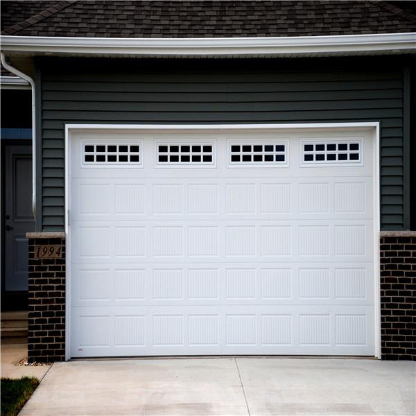 pretty prices aluminum door weight tiles lowes elegant of size garage full