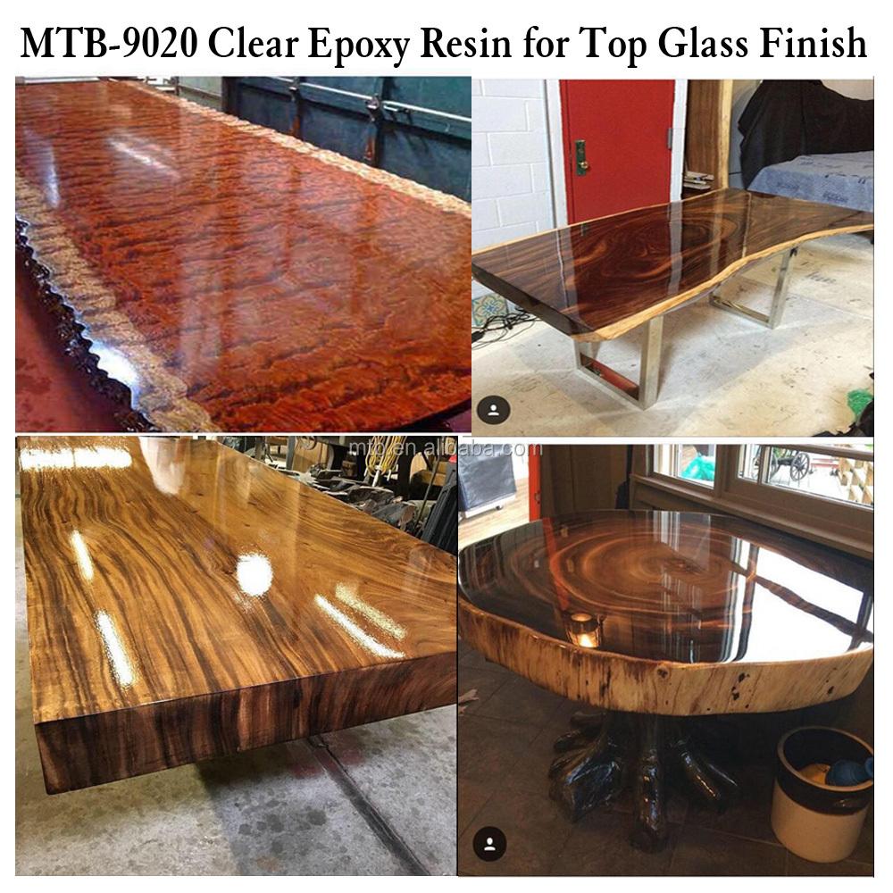 resina epoxi y endurecedor para mesa de madera acabado adhesivos y sellado identificaci n del. Black Bedroom Furniture Sets. Home Design Ideas