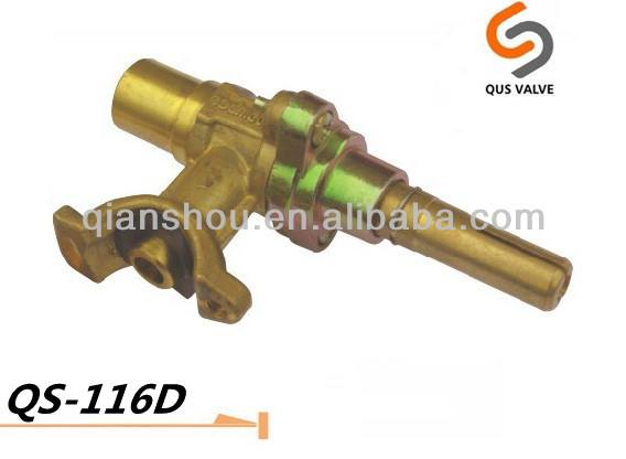 QS 116D cooker/grill/BBQ/barbecue/heater/burner gas brass valve