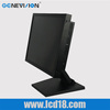 "24"" inch in ear monitor system LCD panel wall mounted cctv led lcd monitor media TV monitor and keyboard arm"