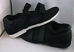 Bell-Horn Post Op Shoe in Black 811 Size: Medium, Gender: Female - Buy Packs and SAVE (Pack of 2)