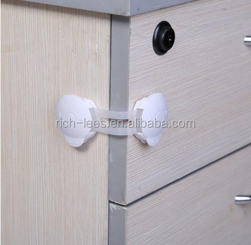 2 Pcs Multifunctionele Kind Baby Veiligheid Lock Kast