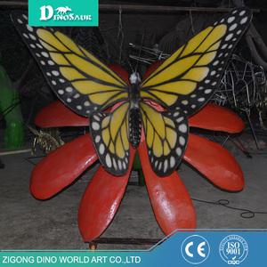 Giant Artificial Simulation Insect Model Of Butterflies