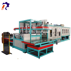PS foam box making machine high quality Automatic Eps Foam Food Container Forming Machine