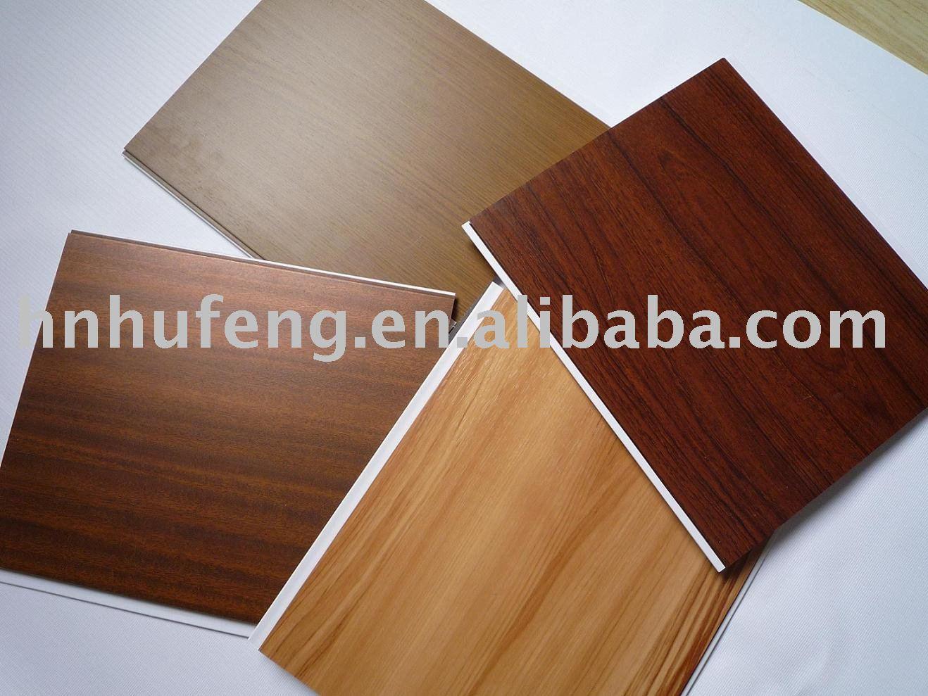 Laminado painel de parede de pvc placas para o teto id do for Placas de pvc para paredes