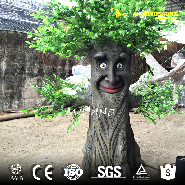 My Dino-AP021 Outdoor Parks Animatronic Talking Tree