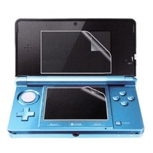 2015 Details about Clear Screen Protectors For Nintendo 3DS in Retail Pack Brand New Dropshipping Top Quality