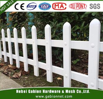 vinyl white plastic lawn edging fence buy white plastic trellis