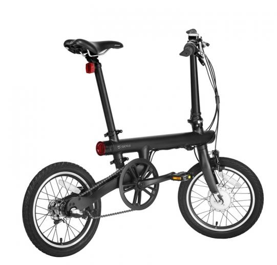 EU version Original Xiaomi Qicycle Aluminum Alloy Foldable Electric Xiaomi Bike Bicycle, N/a