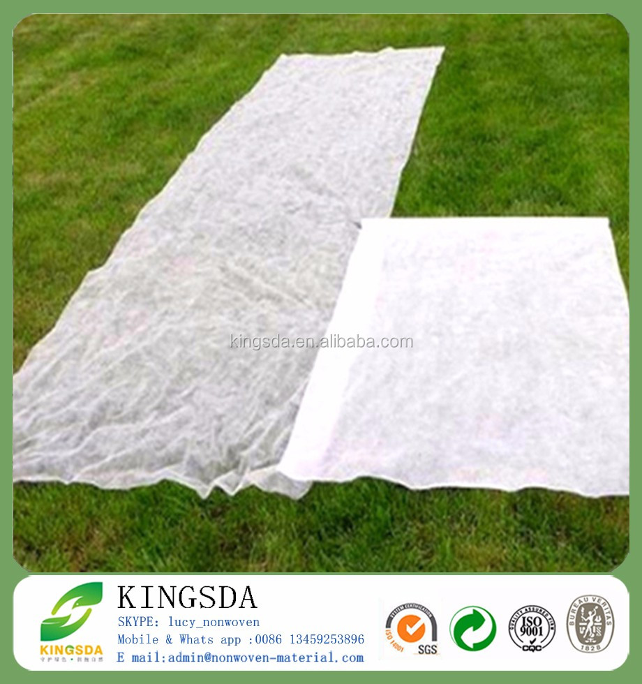KINGSDA customized agriculture pp nonwoven fabric for crop row cover