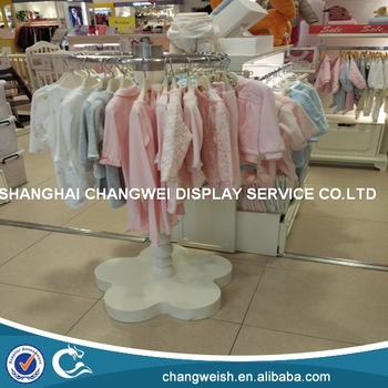Retail Baby Clothes Display Stand And Display Rack Buy Display