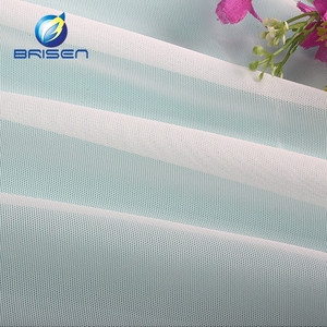 China Factory plain Stretch breathable nylon spandex fabrics