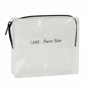 Chinese Shenzhen Fashion Packing Soft PVC Cosmetic Bag EVA Pouch