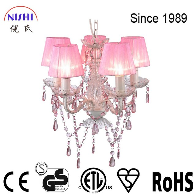 China pink chandelier crystals wholesale alibaba whole sale pink crystal chandelier with multicolor choice mozeypictures Choice Image