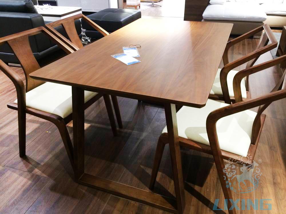 Tavoli Da Pranzo Classici : Made in china in legno massello design classico tavolo da pranzo e