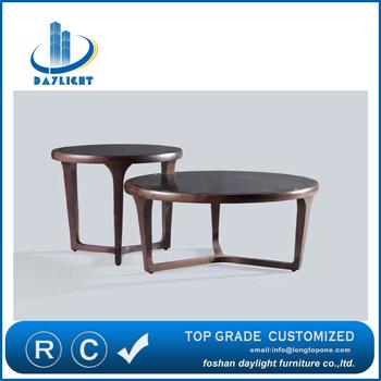 Tea Table Design Modern New : New modern wood design round coffee table high gloss coffee table from ...