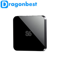 S6 Android Tv Box With Astro Malaysia Myiptv Apk Support H.265/Kodi With 2 Antenna