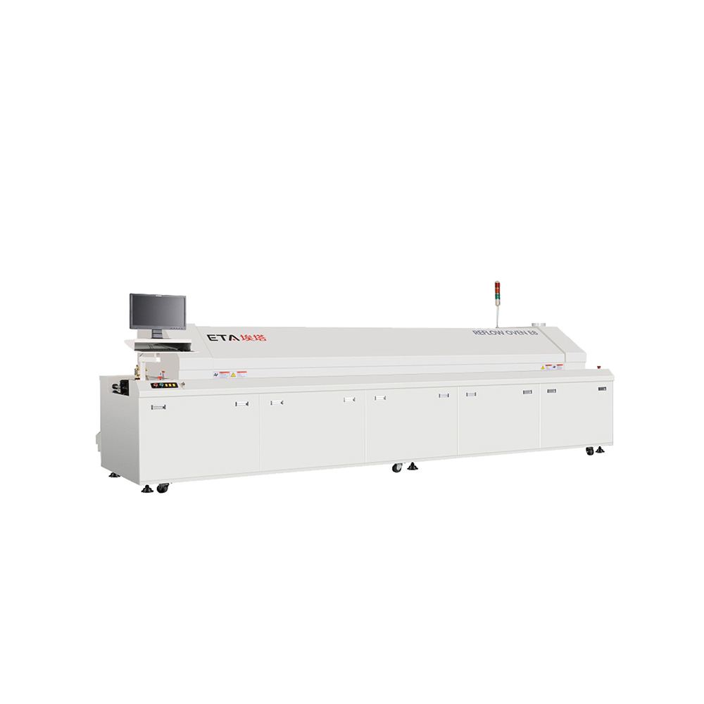 Large Size SMT Automatic Welder Machine Reflow Oven